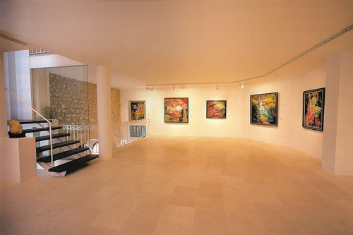 Artist's collection of works -  Dionís Bennàssar