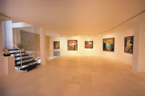 Ver la colección de obras del artista -  Dionís Bennàssar