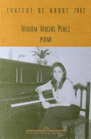 Miriam Macias Perez